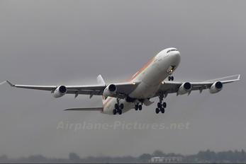 EC-GJT - Iberia Airbus A340-300