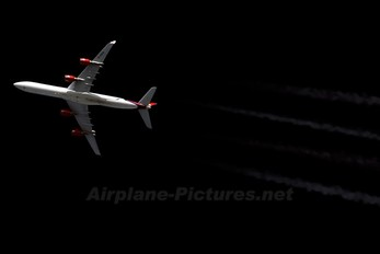 G-VOGA - Virgin Atlantic Airbus A340-600