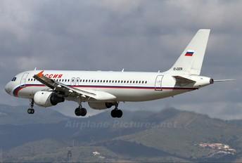 EI-DZR - Rossiya Airbus A320