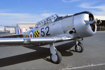 ZK-MJN - Private North American Harvard/Texan (AT-6, 16, SNJ series)