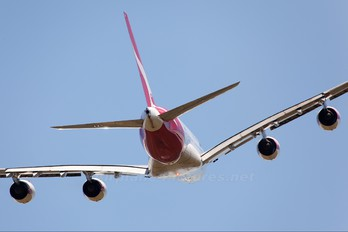 VH-OQD - QANTAS Airbus A380