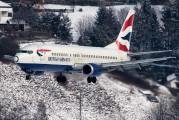 G-DOCG - British Airways Boeing 737-400 aircraft