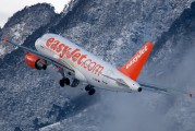 G-EZBI - easyJet Airbus A319 aircraft