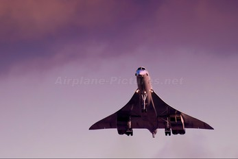 G-BOAG - British Airways Aerospatiale-BAC Concorde