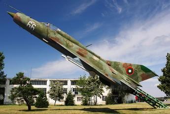 66 - Bulgaria - Air Force Mikoyan-Gurevich MiG-21PFM