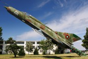 66 - Bulgaria - Air Force Mikoyan-Gurevich MiG-21PFM aircraft