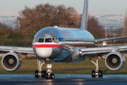 N179AA - American Airlines Boeing 757-200 aircraft