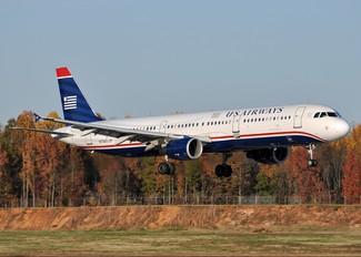 N173US - US Airways Airbus A321