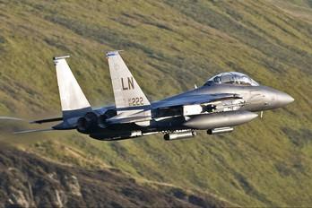 97-0222 - USA - Air Force McDonnell Douglas F-15E Strike Eagle