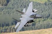 97-0222 - USA - Air Force McDonnell Douglas F-15E Strike Eagle aircraft