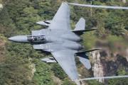 91-0312 - USA - Air Force McDonnell Douglas F-15E Strike Eagle aircraft