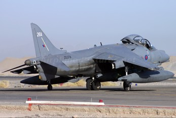 ZD378 - Royal Air Force British Aerospace Harrier GR.9