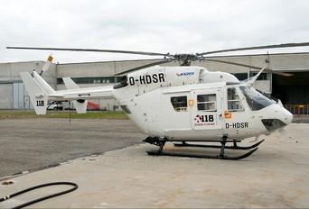 D-HDSR - INAER Eurocopter BK117
