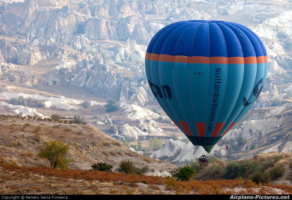 Sultan Balloons TC-BZZ aircraft at In Flight - Turkey