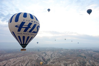TC-BJJ - Atmosfer Balloons Ultramagic N series