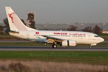 TS-IOL - Tunisair Boeing 737-600