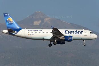 D-AICJ - Condor Airbus A320