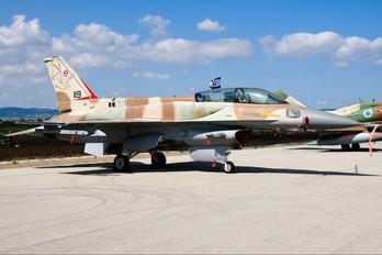 119 - Israel - Defence Force Lockheed Martin F-16I Sufa