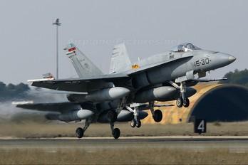 C.15-43 - Spain - Air Force McDonnell Douglas EF-18A Hornet