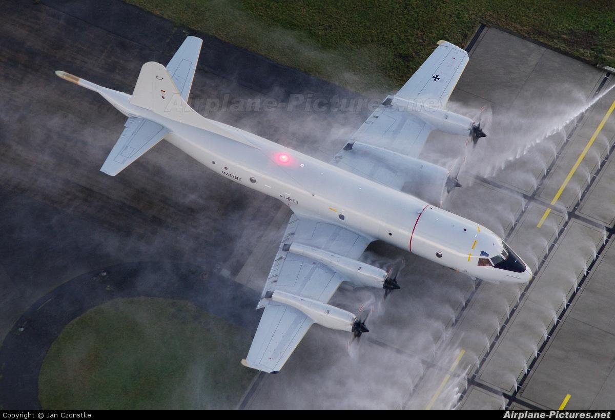 Germany - Navy 60+03 aircraft at Nordholz