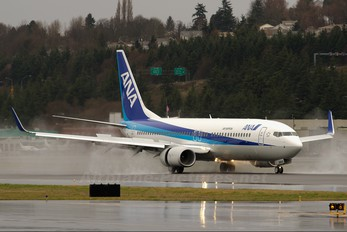 JA66AN - ANA/ANK - Air Nippon Boeing 737-800