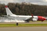 LN-DYO - Norwegian Air Shuttle Boeing 737-800 aircraft