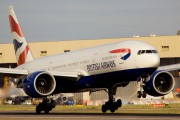 G-RAES - British Airways Boeing 777-200 aircraft