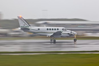 N467BW - Private Beechcraft 100 King Air