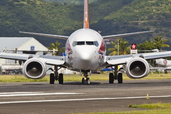 C-GVVH - Sunwing Airlines Boeing 737-800