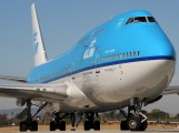 PH-BFI - KLM Boeing 747-400 aircraft