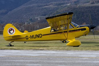 G-HUND - Private Aviat A-1 Husky