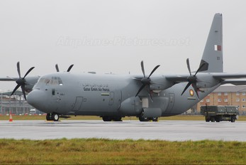 213 - Qatar Amiri - Air Force Lockheed C-130J Hercules
