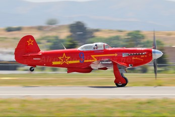 N900EA - Private Yakovlev Yak-9UM