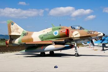 387 - Israel - Defence Force Douglas A-4 Skyhawk (all models)