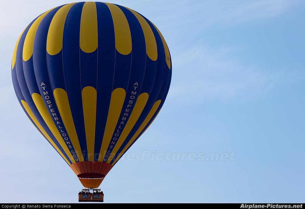 Atmosfer Balloons TC-BUZ aircraft at In Flight - Turkey