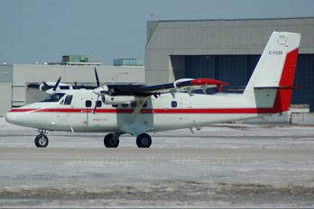 C-FCSX - Canada - Dept of Transport de Havilland Canada DHC-6 Twin Otter