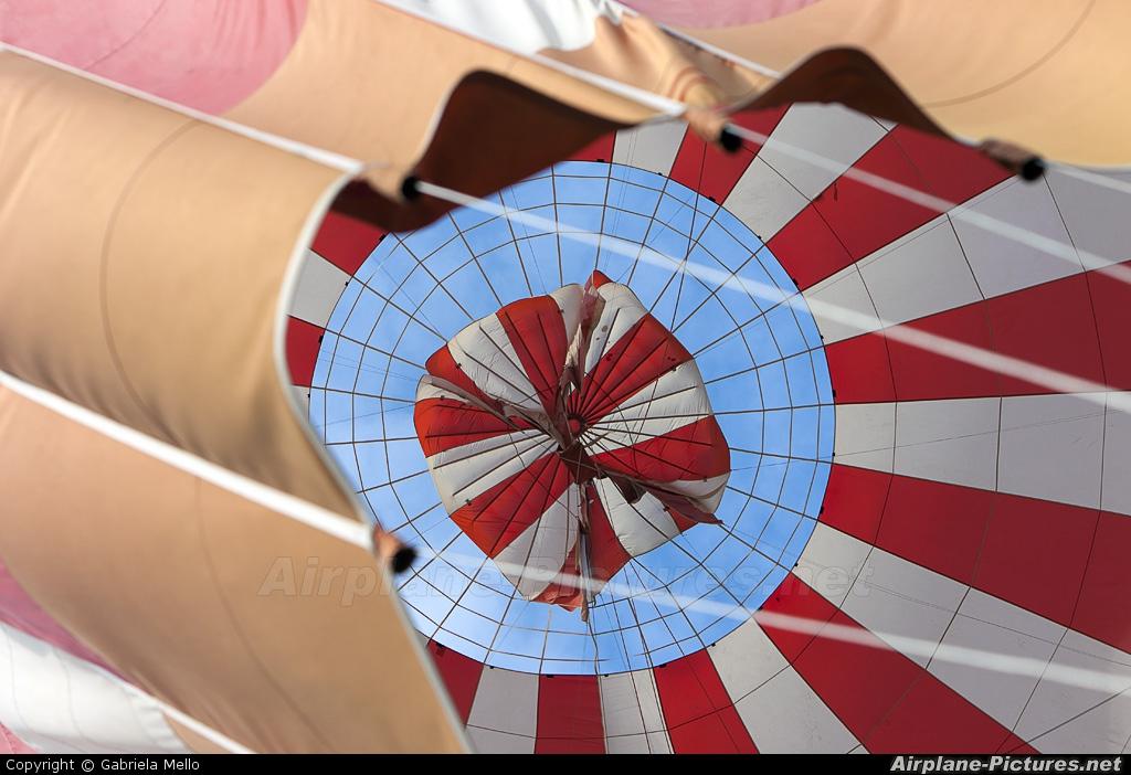 Balloon Turca TC-BTC aircraft at Off Airport - Turkey