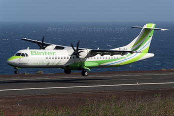 EC-LFA - Binter Canarias ATR 72 (all models)