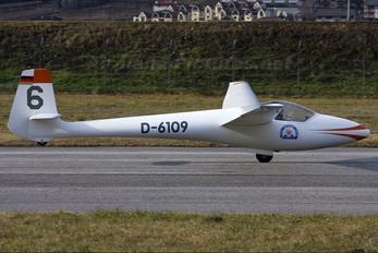 D-6109 - Private Glasflugel H-201 Standard Libelle