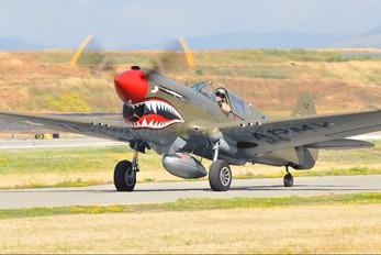 N940AK - Private Curtiss P-40E Warhawk