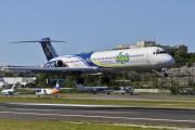 N120MN - Dutch Antilles Express McDonnell Douglas MD-83 aircraft
