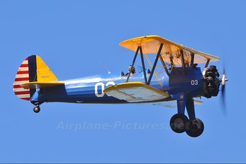 N46592 - Private Boeing Stearman, Kaydet (all models)