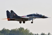 15 - Poland - Air Force Mikoyan-Gurevich MiG-29A aircraft