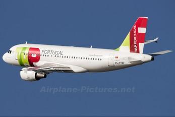 CS-TTM - TAP Portugal Airbus A319