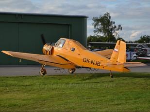 OK-NJB - Private Zlín Aircraft Z-37A Čmelák