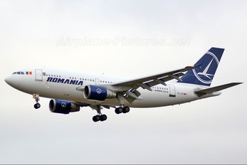 YR-LCB - Romania - Government Airbus A310