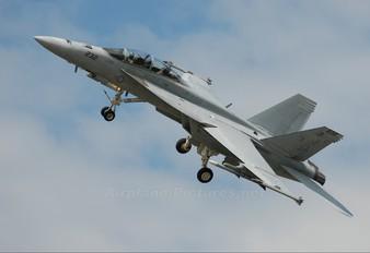 166659 - USA - Navy McDonnell Douglas F/A-18F Super Hornet