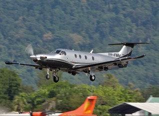 VH-FMM - Private Pilatus PC-12
