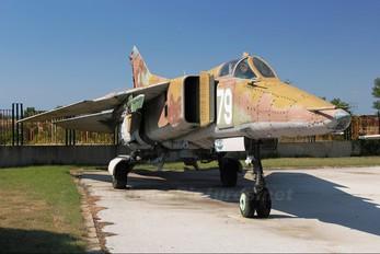 79 - Bulgaria - Air Force Mikoyan-Gurevich MiG-23BN