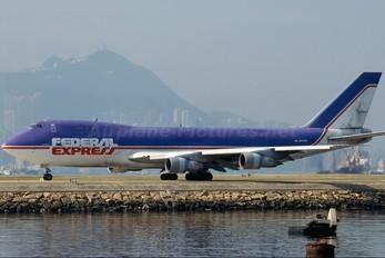 N631FE - FedEx Federal Express Boeing 747-200F